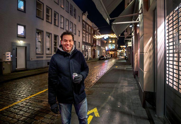 Erwin de Jong. Beeld Raymond Rutting / De Volkskrant
