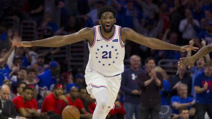 VIDEO. Philadelphia neemt voorsprong tegen Toronto in halve finale Eastern Conference