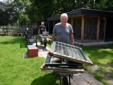 Grijs verleden herleeft in Brediuspark: hooiberg keert  terug bij kinderboerderij