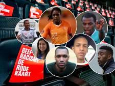 Zeven regionale sporters over racisme in de voetballerij: 'We hebben nog een lange weg te gaan'