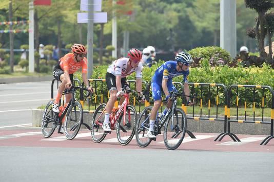 De Ronde van Guangxi.