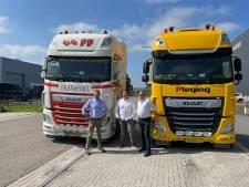Pleging Transportservice uit Eersel neemt collega PV Transport uit Budel over