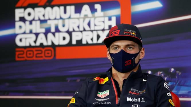Van Verstappen mag het een onsje minder: '23 races per jaar, dat vind ik te veel'