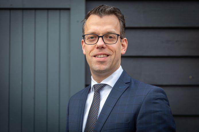Derk Alssema gaat voorlopig zonder eedaflegging en installatieraad als burgemeester aan de slag in Gilze en Rijen.