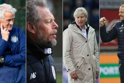 Hopen op gerechtigheid, goden en goeie refs: 4 trainers in laatste rechte lijn hopend op 3 play-off 1-tickets