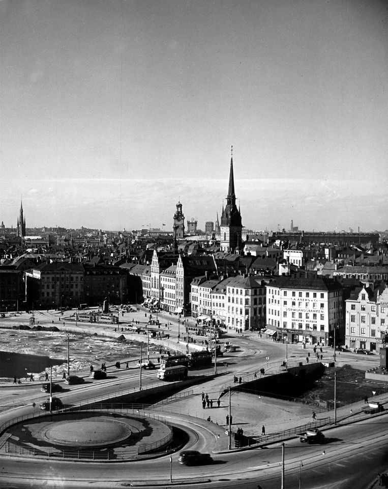 Stockholm Beeld Getty