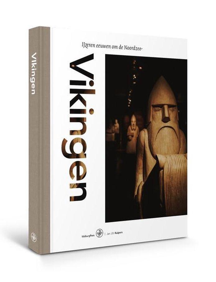 De cover van Vikingen van Jan J.B. Kuipers