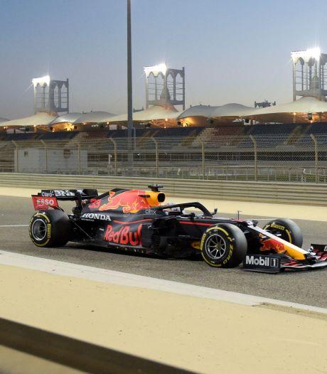 Verstappen viel eerder vier keer uit in Bahrein