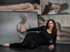 Puiflijkse kunstenares Francien Krieg hangt in Barcelona, vlakbij Picasso