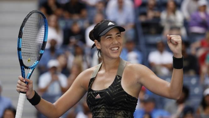 Muguruza stuurt op US Open Azarenka naar huis