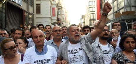 Erdogan zet omstreden bouwplan Gezipark door
