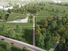 Bezoeker wandelt straks over het dak van Vonk, ontwerp van nieuw Eindhovens museum gepresenteerd