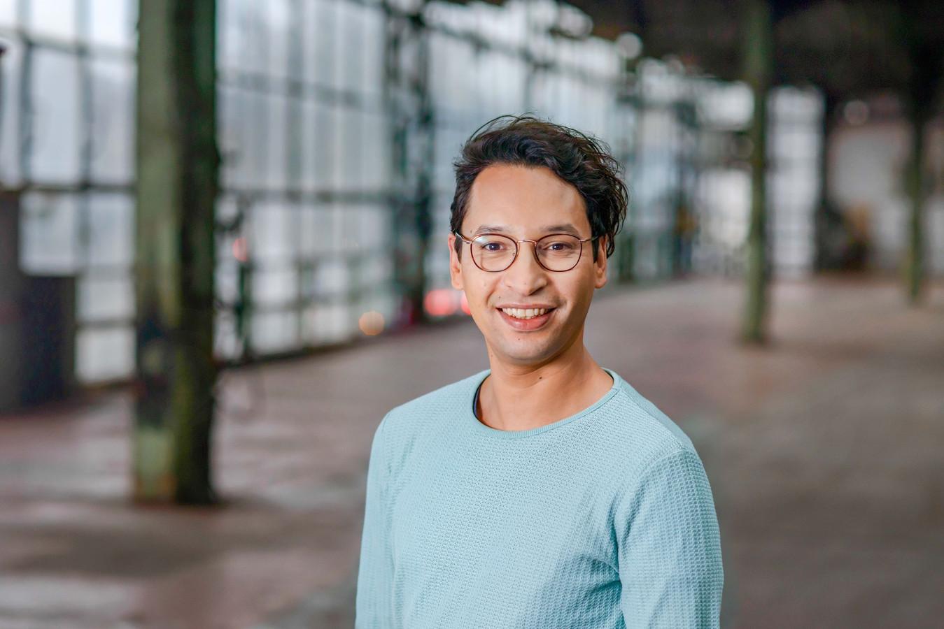 Fourat Ben Chikha is ook gemeenteraadslid in Gent.