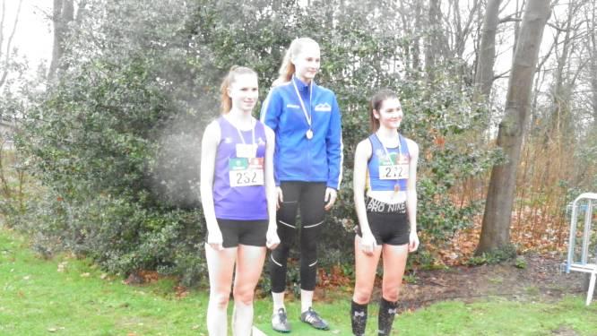 Annelies Nijssen start zeer sterk aan het seizoen met winst op 800m in Lisse