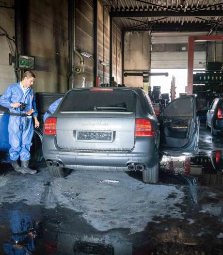 Schade na brand in Heteren bijna miljoen euro
