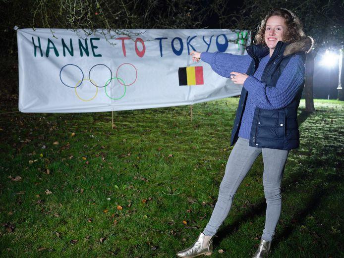 Hanne Verbruggen heeft zich geplaatst en mag deelnemen aan de Olympische spelen in de discipline Marathon.