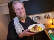 'Pasta fiep fiep fiep' is altijd een succes bij hobbykok Thijs uit Middelburg