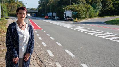 Meer dan veertig fietsoversteekplaatsen krijgen opvallend rood kleurtje in Beersel