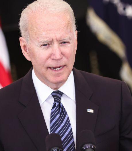 Biden wil fors in politie investeren om vuurwapengeweld terug te dringen