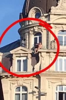 L'homme nu sur la corniche du Carlton de Lille n'en était pas un