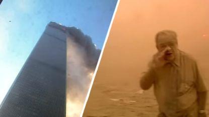 Cameraman toont nooit eerder verschenen beelden van 9/11