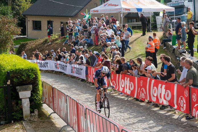 WK wielrennen in Overijse