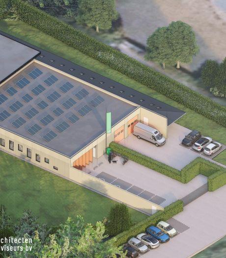 Nieuwbouw voor Dierentehuis Arnhem: 'Dit pand wordt met verf bij elkaar gehouden'