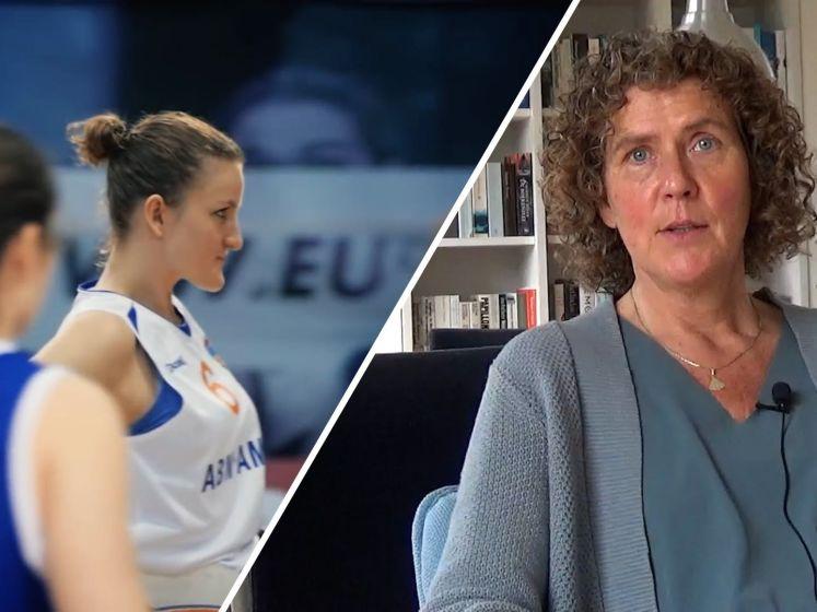 'Dit jaar wordt het goud', topsportmoeder Marjolein van Jitske Visser