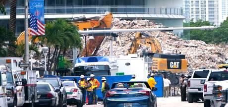 Les recherches touchent à leur fin à Surfside: au moins 97 morts dans l'effondrement de l'immeuble