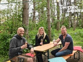 """Grill De Barriere en Barcelo bundelen krachten voor bos- en tuinterras Bar/Bar: """"Geen 1,5 maar 15 meter afstand tussen de tafels"""""""