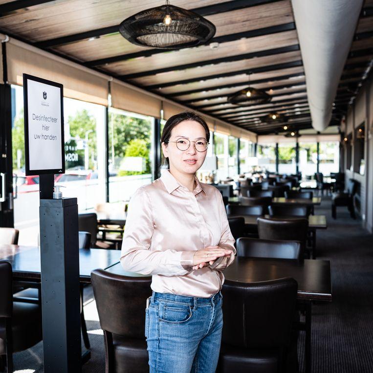 In het wokrestaurant Wapen van Rosmalen. Beeld Katja Poelwijk