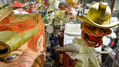 Carnavalisten tevreden over nieuwe werkhal