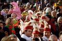 Veel publiek tijdens carnaval in Tilburg