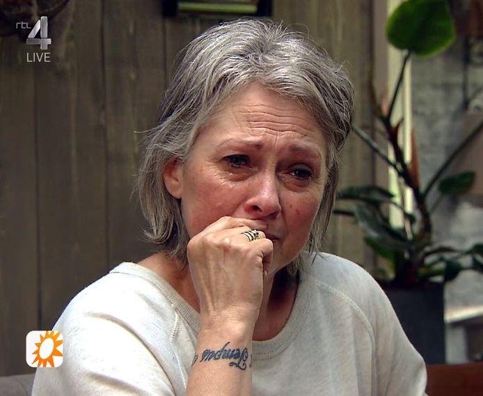 De moeder van Nicky Verstappen in de speciale uitzending van RTL Boulevard