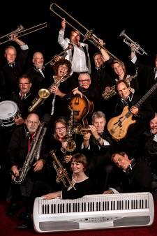 Deze Haagse big band eert Golden Earring met een clip van Radar Love in eigen arrangement