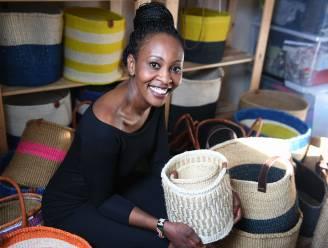 Ondernemen in coronatijden: zorgkundige Winnie (39) verkoopt Afrikaanse mandjes om familie in Kenia te steunen