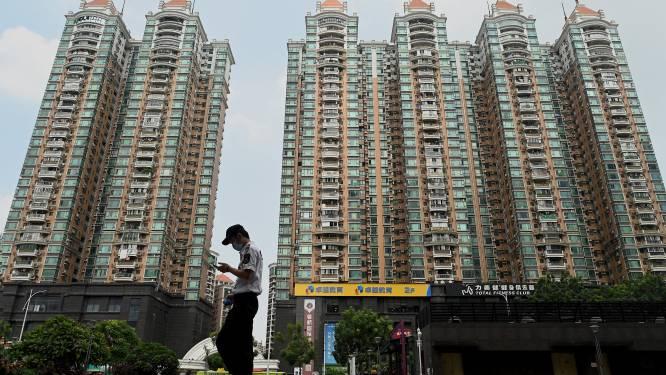 Chinese vastgoedreus Evergrande gaat zwaar onderuit op beurs in Hongkong
