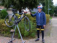 Henk Klok (86) uit Putten koerst 10.000 euro bij elkaar en verklapt hoe je fit blijft op hoge leeftijd