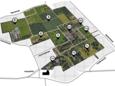 De Poldertuin moet een aaneengesloten buurtpark van maar  liefst 24 ha vormen in het centrum van de gemeente.