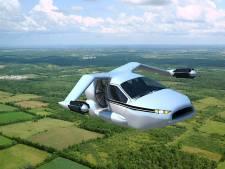 Japan maakt haast met vliegende auto's