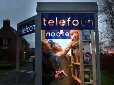 Beesd heeft weer een telefooncel met ruilboeken