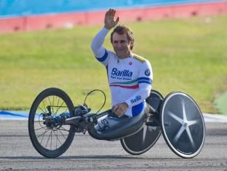 Zeven maanden na crash met handbike kan Alex Zanardi weer spreken