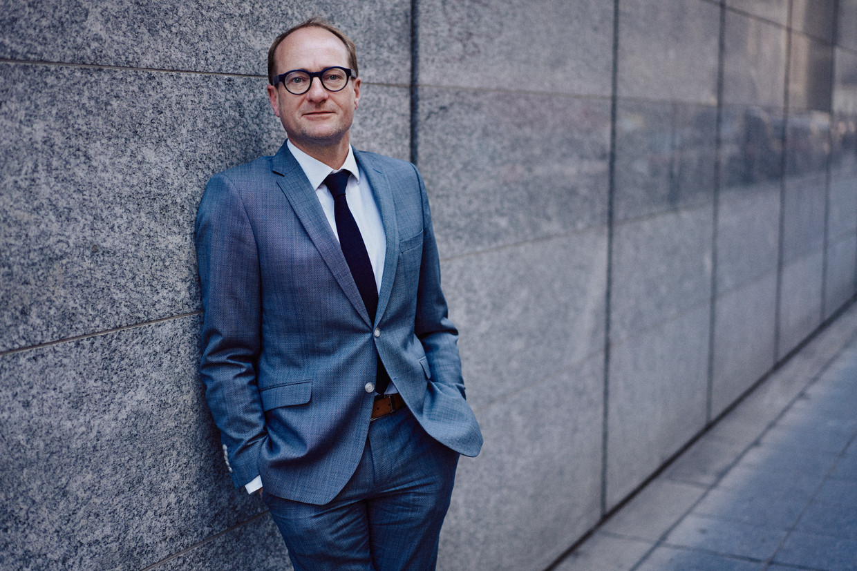 Minister van Onderwijs Ben Weyts.