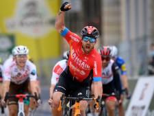 Colbrelli bezorgt Bahrain eerste World Tour-zege van seizoen, Kelderman zesde