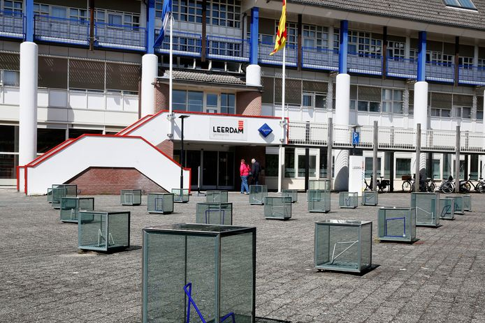 Het Reilinghplein (hier op archiefbeeld) krijgt een opknapbeurt.