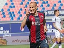 Bologna-captain Palacio (39) schiet 71 jaar oud record van Piola uit de boeken