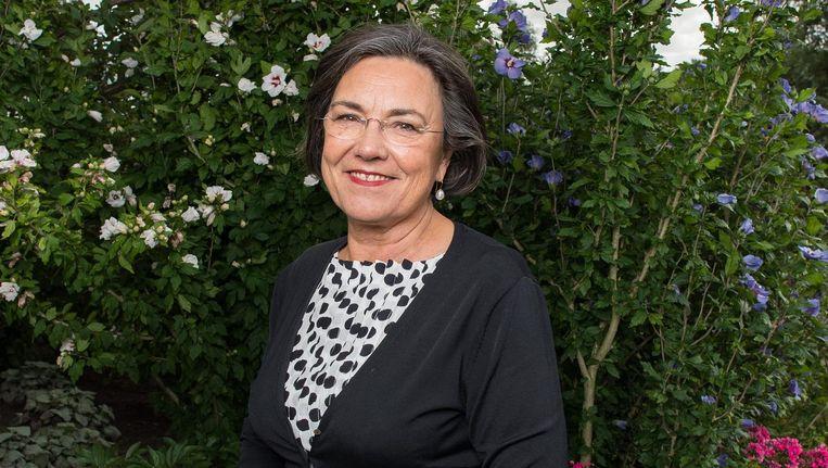 Gerdi Verbeet: 'Ik ga sinds kort met mijn kleinkinderen naar het Stedelijk Museum' Beeld Mats van Soolingen