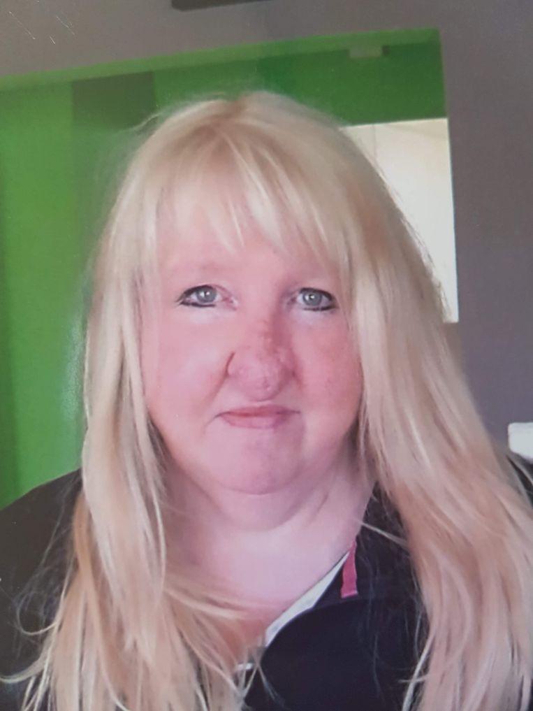 Monique Van Houdenhove: 'Ik ben doodsbang om ziek te worden: het ziekenhuis kunnen wij niet betalen.' Beeld