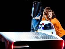 Studenten TU Delft lanceren zonnewagen 'Nuna9'