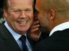 Koeman én Guardiola samen als opvolgers van Van Gaal bij Oranje?